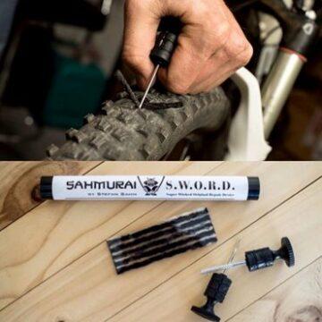 Sahmurai Sword lagningskit för MTB