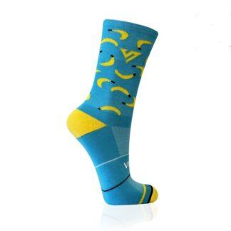 Bananstrumpor från Versus socks