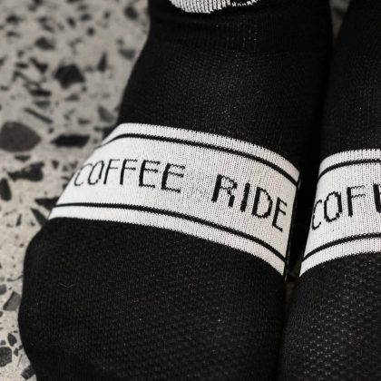 Versus Socks Coffe ride