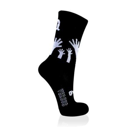 Versus socks Qhubeka black