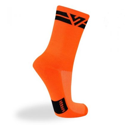 Versus socks orange