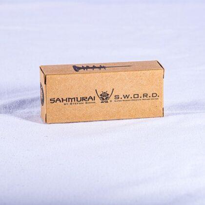 Sahmurai Sword förpackning