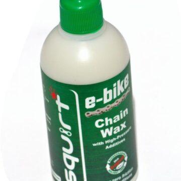 E bike wax